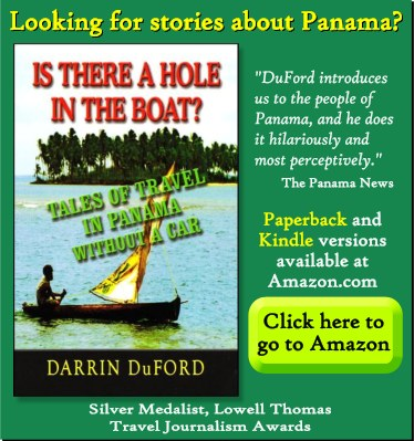 Tales of Travel in Panama ... at Amazon.com